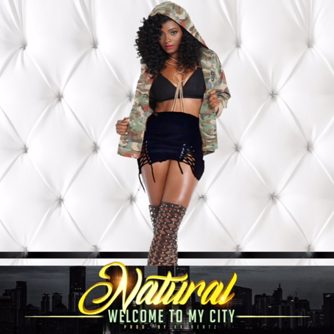 Welcome To My City Single Cover
